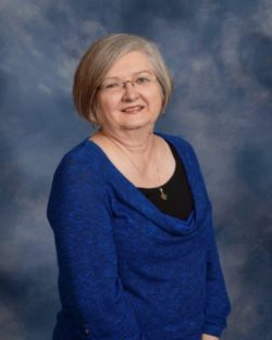 Miriam Brown : Church Secretary